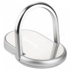 Benks Magic Shock Absorption Ring Stand for Mobile Phone - Silver