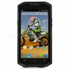 "VPhone X3 5.5"" 4G Dual SIM Smart Phone w/ 2GB RAM + 16GB ROM - Black"