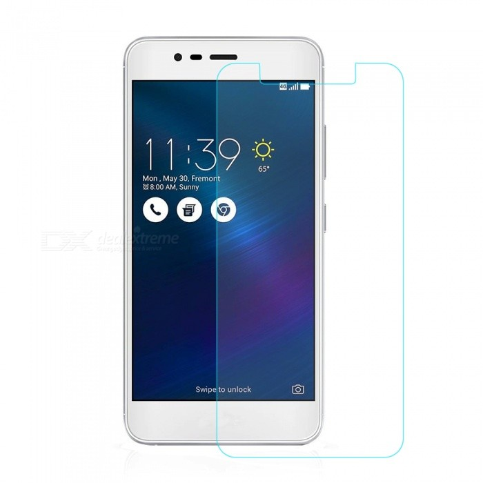 Mr.northjoe Tempered Glass Film for Asus ZenFone 3 Max - TransparentScreen Protectors<br>Form  ColorTransparentScreen TypeGlossyModel-MaterialGlassQuantity1 DX.PCM.Model.AttributeModel.UnitCompatible ModelsAsus ZenFone 3 MaxPacking List1 * Tempered glass screen protector1 * Dust cleaning film 1 * Alcohol prep pad<br>