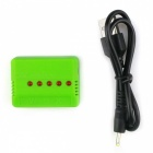 H36-0001 3.7V 150mAh Batteries Accessories Set for H36 - Green