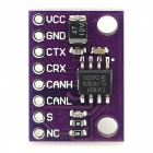 TJA1051 RF4 High-Speed & Low-Power CAN Transceiver Module - Purple