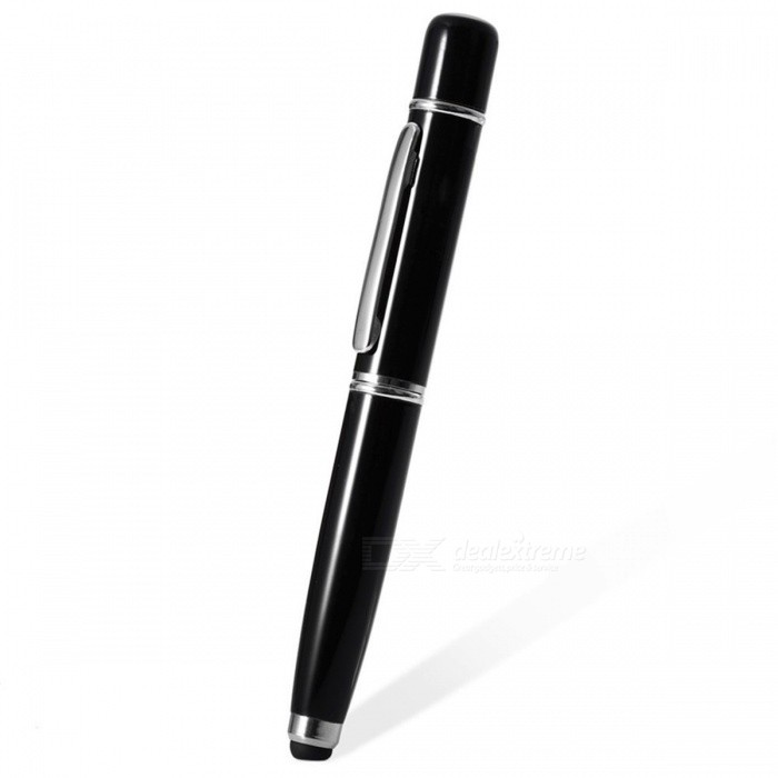 MAIKOU MK3308 16GB 3-in-1 U Disk Ballpoint Pen - Black