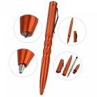 FURA Aircraft-Grade Aluminum Alloy Ball-Point Pen w/ Clip - Orange
