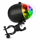YWXLight LED 7-Pattern Colorful Bicycle Disco DJ Effect Stage Light