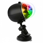 YWXLight LED 7-Pattern Colorful Car Disco DJ Effect Stage Light