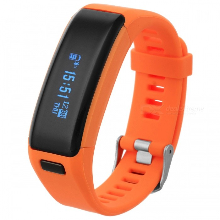 NO.1 F1 0.91 IP68 Smart Bracelet w/ Heart Rate Monitor 230mAh -OrangeSmart Bracelets<br>Form ColorOrangeModelF1Quantity1 DX.PCM.Model.AttributeModel.UnitMaterialAluminium alloy + siliconeShade Of ColorOrangeWater-proofIP68Bluetooth VersionBluetooth V4.0Touch Screen TypeCapacitive ScreenOperating SystemNoCompatible OSAndroid and IOS SystemBattery Capacity230 DX.PCM.Model.AttributeModel.UnitBattery TypeLi-polymer batteryStandby Time100 DX.PCM.Model.AttributeModel.UnitCertificationCE, RoHSPacking List1 * Smartband F1 1 * Charging cable1 * Chinese and English user manual<br>
