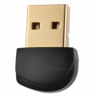 Mini-clé USB sans fil Bluetooth v4.2 - Noir