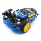 Waveshare AlphaBot-Pi Robot for Raspberry Pi / Arduino - Blue + Black