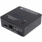 suneyes SP-NVR-ME08 8-CH super mini red NVR grabadora de video en HD