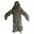 Straw Tactical Ghillie Clothes for Hunting