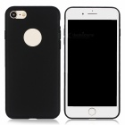 Ultrathin Ultralight PP Matte Protective Case for IPHONE 7 - Black
