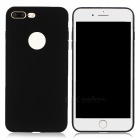 Ultrathin PP Matte Protective Case for IPHONE 7 PLUS - Black