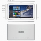 "Cube iwork1x/i30-L 11.6"" IPS Win10 Tablet PC w/ 4GB RAM + 64GB ROM"