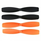 T1-05 Propeller für JJPRO T1 / T2 quadcopter - orange + schwarz