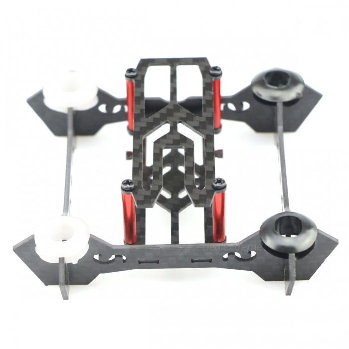 T2-01 85mm hjulbas ram kit för JJPRO T2 quadcopter - svart
