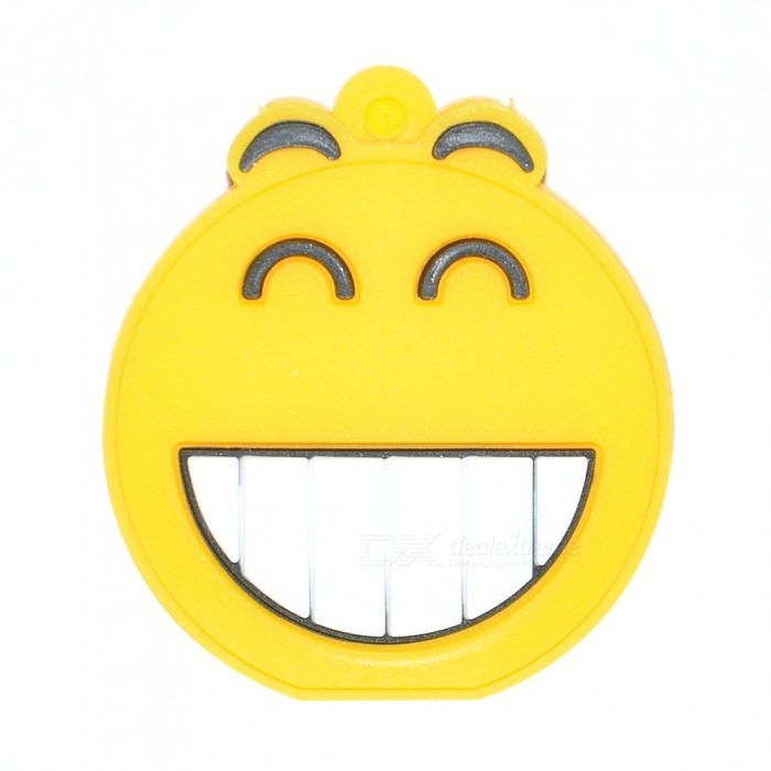 Emoji Grinning Face with Smiling Eyes 8GB USB2.0 Flash