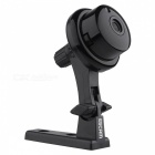 Escam Q6 ONVIF2.4.2 1.0MP Mini Wireless IP Camara - Black (EU Plug)