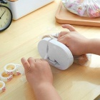 Food Storage Plastic Bags Sealing Machine - White