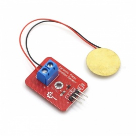 KEYES Analog Piezoelectricity Ceramic Vibration Sensor for Arduino