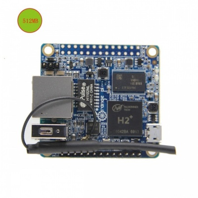 Orange Pi Zero H2 Quad Core RAM 512MB Development Board