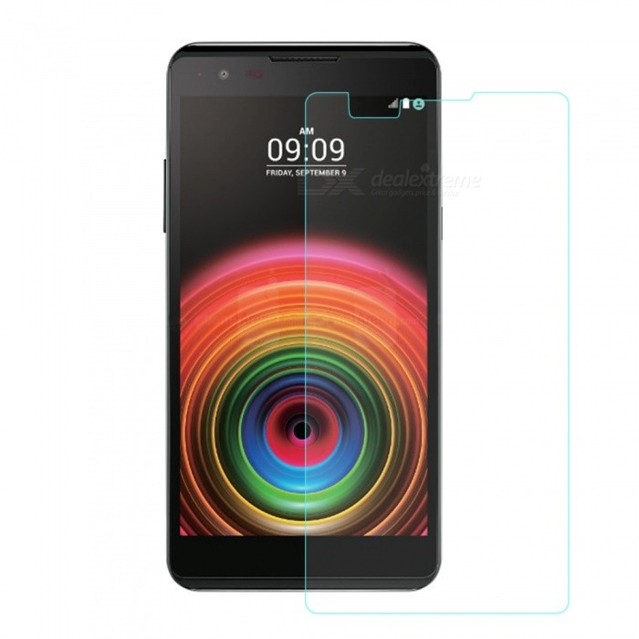 Mr.northjoe Protective Tempered Glass Film for LG X Power -Transparent
