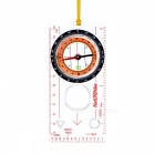 Naturehi Multifunctional Map Ruler / Compass for Camping, Mountaining