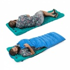 Naturehike Outdoor Sleeping Pad Inflatable w/ Pillow Tent Mat - Blue