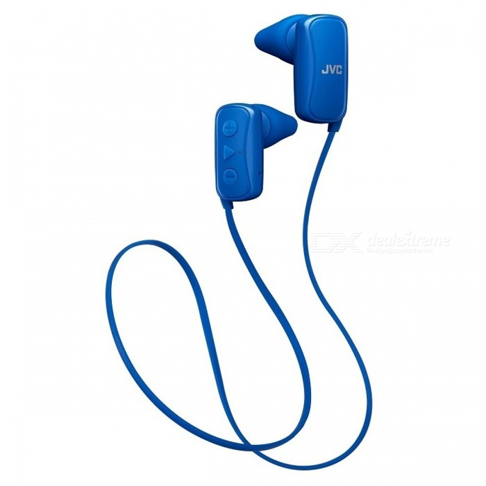 JVC HA-F250BT Sport Bluetooth Wireless headphones - Blue