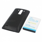 Replacement 6500mAh Battery + 4041mAh Battery + Back Case for LG G3