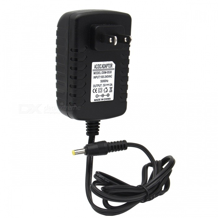 AC100V-240V DC 5V 3A US Plugs Power Adapter / Supply for Orange PiBoards &amp; Shields<br>Form Color US Plugs Model US Plugs Quantity1 PieceMaterialPCBPacking List1 * US Power adapter (Cable : 90cm)<br>