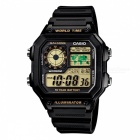 Casio AE1200WH-1BVDF Digital Alarm Watch - Black (Without Box)