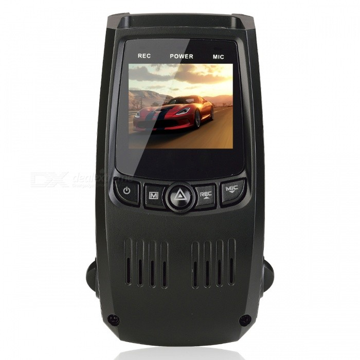 F5 Portable Handheld Foldable Wi-Fi Car DVR - BlackCar DVRs<br>Form  ColorBlackModelF5Quantity1 DX.PCM.Model.AttributeModel.UnitMaterialPlasticChipsetOthers,lingtongScreen Size1-1.9Other FeaturesWi-FiWide Angle120°-149°Camera Lens1Image SensorCMOSImage Sensor Size1/2.7 inchesCamera PixelOthers,-Video FormatAVIDecode FormatH.264Video Resolution1080FHD(1920 x 1080)ImagesJPEGStill Image Resolution5M 2592x1944MicrophoneYesMotion DetectionYesAuto-Power OnYesG-sensorYesMax. Capacity32GBStorage ExpansionTFAV Interface3.5mm JackData interfaceMini USBWorking Voltage   DC 12 DX.PCM.Model.AttributeModel.UnitMenu LanguageEnglish,Japanese,Chinese Simplified,Chinese TraditionalPacking List1 * Car DVR1 * Stand1 * USB Cable 1 * Car Charger1 * User manual<br>