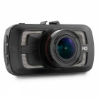 "ambarella A12 DAB205 3,0"" TFT Quad HD 1440p 5MP GPS-DVR - musta"