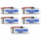 JJRC H37-0001 3.7V 500mAh 20C batteries pour H37 RC quadcopter (5PCS)
