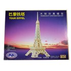 Woodcraft Construction Kit - Tower Eiffel