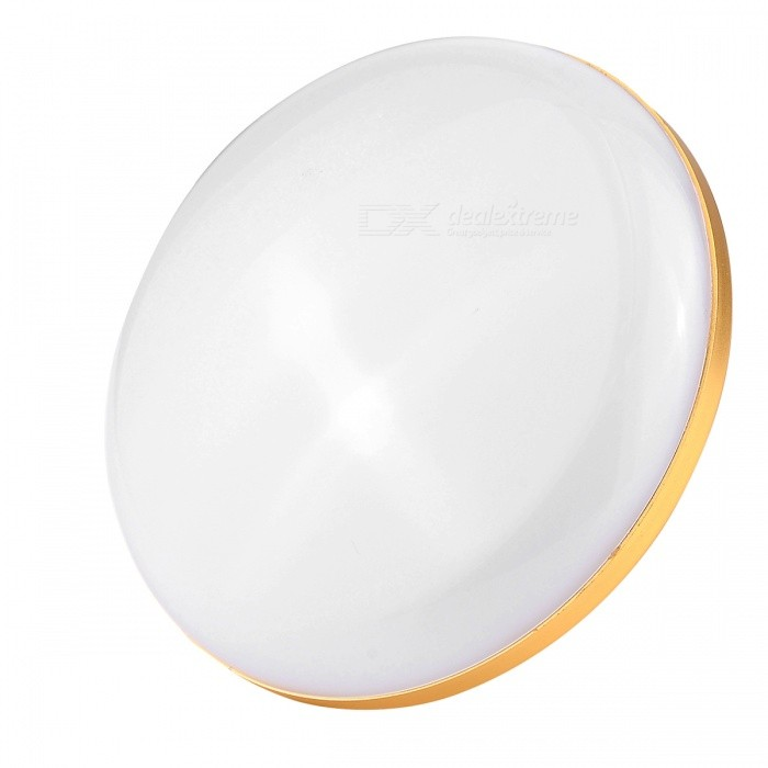 YWXLight E27 18W 36-5730SMD Warm White  Light UFO Lamp - White +OrangeE27<br>Color BINWarm WhiteMaterialAluminum alloyForm  ColorWhite + Orange + Multi-ColoredQuantity1 DX.PCM.Model.AttributeModel.UnitPower18WRated VoltageAC 220-240 DX.PCM.Model.AttributeModel.UnitConnector TypeE27Emitter TypeOthers,5730Total Emitters36Theoretical Lumens1700 DX.PCM.Model.AttributeModel.UnitActual Lumens1400~1650 DX.PCM.Model.AttributeModel.UnitColor Temperature3000KDimmableNoPacking List1 * YWXLight lamp<br>