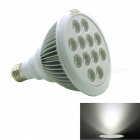Joyshine Par38 24W 12-LED Cool White Fin Plate Spotlight Bulb