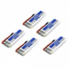 H37-0002 3.7V 500mAh 20C Upgrade Batteries + USB Charger for JJRC H37