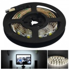 JIAWEN Waterproof 5050 SMD Cold White LED Strip Light (1m)