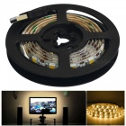 JIAWEN Waterproof 5050 SMD Warm White LED Strip Light (1m)