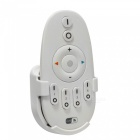 JIAWEN Zigbee 2.4GHz Wireless RF of Grouping Remote Controller - White