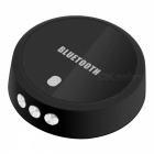 Bluetooth V4.1 Music Audio Receiver w / Hands-Free Function - Noir