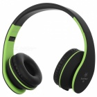 SOUND INTONE I68 Noise Isolating Wired Headphone w/ Microphone - Green