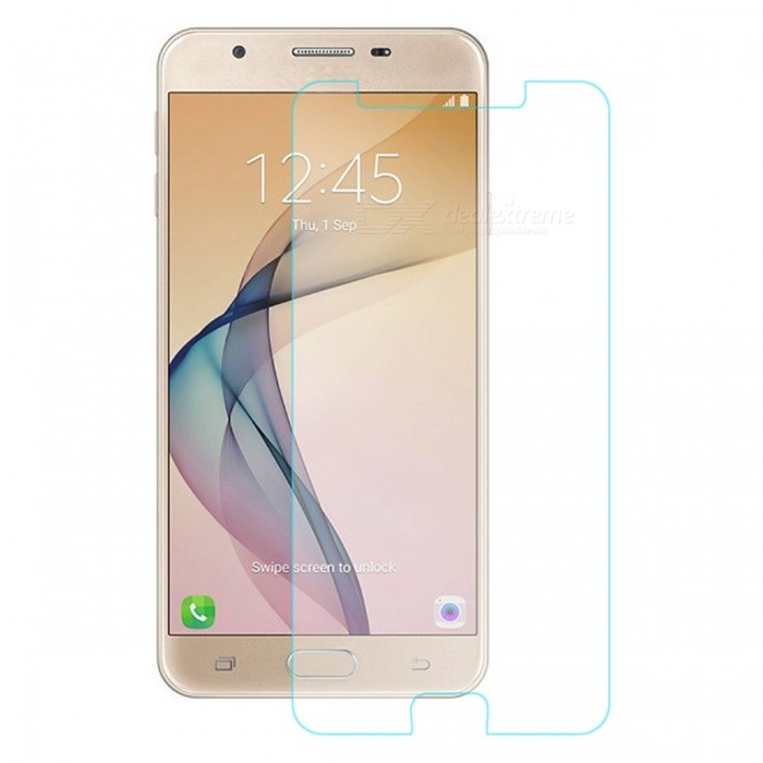 Mr.northjoe Tempered Glass Film for Samsung Galaxy J5 Prime