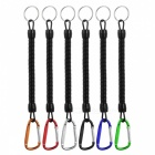 Multifunctional Outdoor Elastic Retractable Plastic Rope (6 PCS)