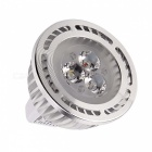 10Pcs ywxlight MR16 3W SMD 3030 Projecteurs LED blanc chaud ac / dc 12V