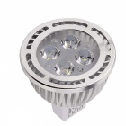 10Pcs YWXLight MR16 4W SMD 3030 Projecteurs LED Chaud AC / DC blanc 12V
