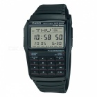 Casio DBC-32-1A Data Bank Digital Watch - Black (Without Box)