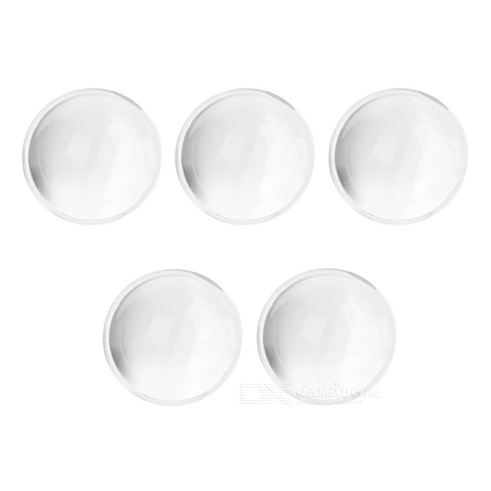 44mm Secondary Optics (Glass / 5-Pack)