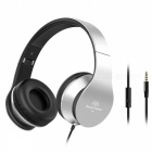 Sound Intone Universal Noise Isolating Headphones w/ Mic - Grey